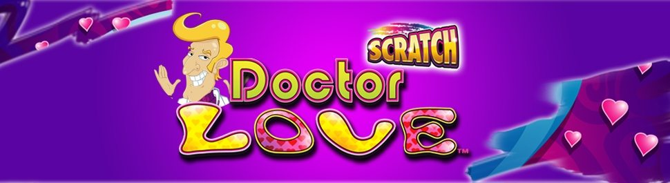 Dr Love Scratch Card