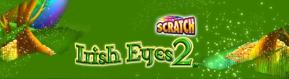 Irish Eyes 2 Scratch Card