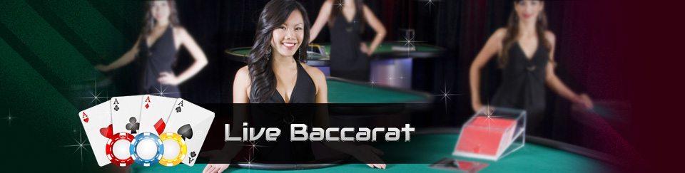 Živé Baccarat