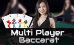 Live Multiplayer Baccarat