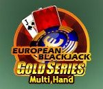 Multi-Hand Premier Blackjack Gold