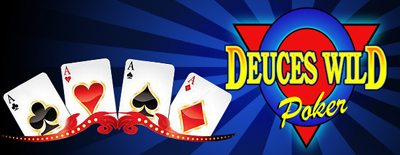 Banner-Deuces Poker salvaje