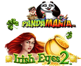 Irish Eyes hedelmäpeli