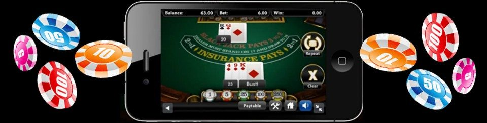 Casino applikationer för Android