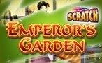 Emperors Garden Scratch Card