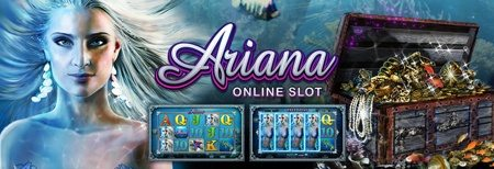 Играйте Ariana Slotes Casinos