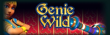 بازی Genie Wild At Gaming Casino