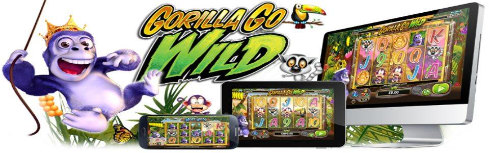 Ide Gorilla Wild Ban