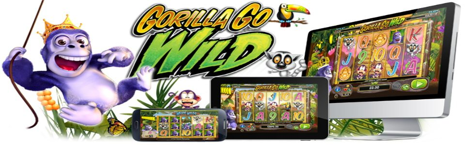 Jděte Gorilla Wild Ban