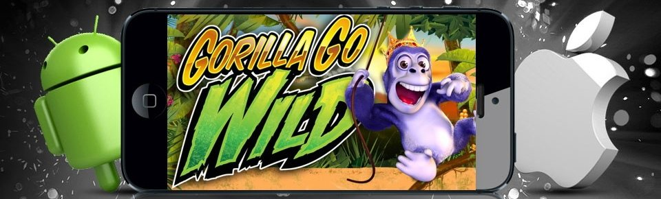 Mobilusis kazino-for-Gorilla-go-wild