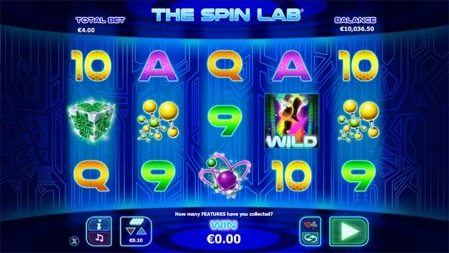 Play Spin Lab
