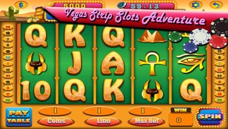Casino Vegas Strip Game Play