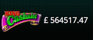 King Cashalot Jackpot Slots