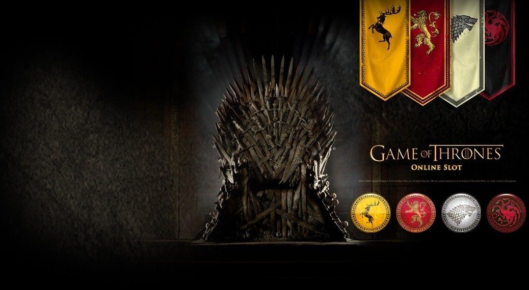 Game of Thrones Mobil Slots