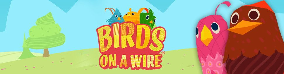 Birds On A Wire 970x253