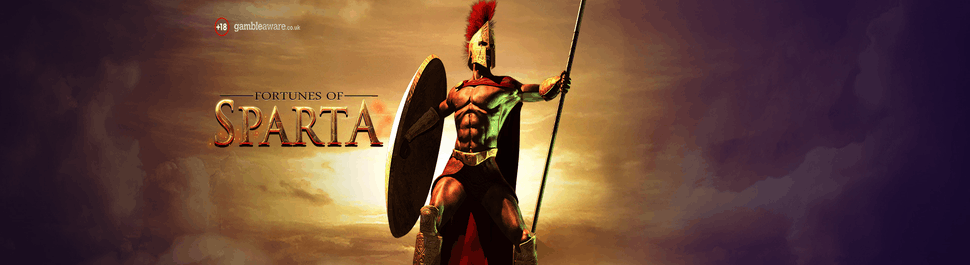 Fortunes of Sparta Slots Game