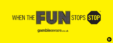 """Gamble Aware UK"""