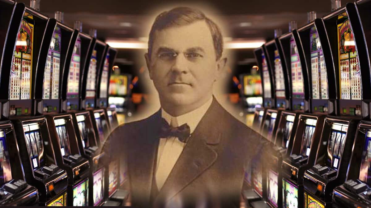 Charles Fey Slot Machine Inventor